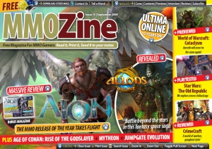 Click on the cover to download this issue of MMOZine for free.