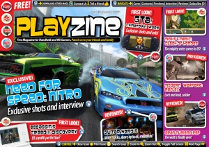 Click on the cover to download this issue of PlayZine for free.