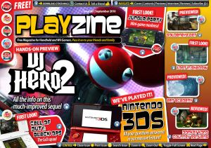 PlayZine Issue 40