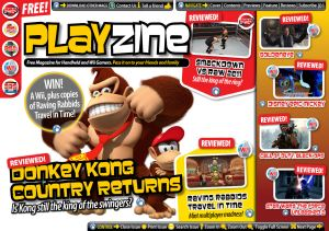 PlayZine Issue 43