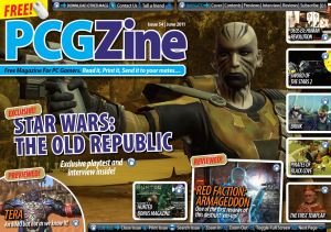 PCGZine Issue 54